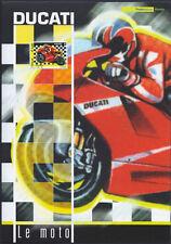 "179 Folder "" LE MOTO DUCATI "" 2008"