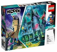 LEGO Hidden Side: Mystery Castle (70437) Building Kit 1035 Pcs
