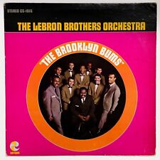 The Lebron Brothers - The Brooklyn Bums Orig US 33T Latin Boogaloo LP