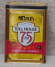 Nestle's Toll House 75 Years Commemorative Tin~Ruth Wakefield #43546566 Free S&H