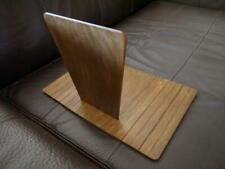 wooden sofa arm cover with magazine stand
