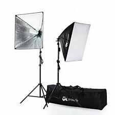 Proxelle 700W Photography Softbox Studio Lighting Kit 24