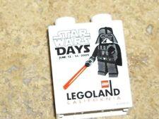 Lego Star Wars Days Duplo Promotional Brick Legoland California 2009