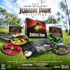 John williams jurassic park collection cd sealed oop la la land