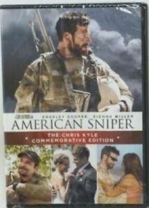 American Sniper Chris Kyle Commemorative Edition Bradley Cooper Sienna Miller