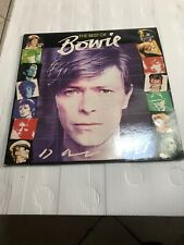 David Bowie ‎– The Best Of Bowie Label: K-Tel ‎– BLP 81001