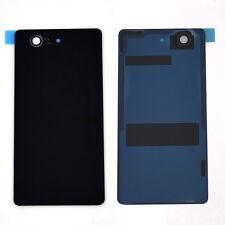 Für Sony Xperia Z3 mini D5803 D5833 Backcover Akkudeckel Rückseite Schwarz TOP