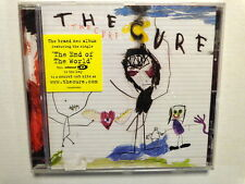 "THE CURE  -  ""THE CURE""  -   CD 2004  NUOVO E SIGILLATO"