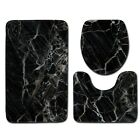 Wash room Toilet Lid Cover Bathroom Mat Sit Marble Cover Decor Style Foot pad