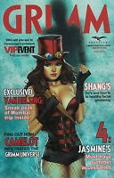 Jasmine Crown of KIngs #5 Webstore Exclusive LTD 250