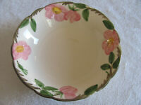 "Franciscan China Desert Rose - Made in USA - 8"" Serving Bowl"