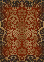 2x8 Runner Radici European Italian Border 1717 Area Rug -Approx 2' 2'' x 7' 7''