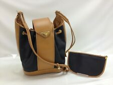 Authentic YSL Yves Saint Laurent Shoulder Bag with Pouch Vintage 9E290480YKK""
