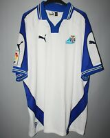 CD TENERIFE SPAIN 2001 2002 HOME FOOTBALL SHIRT VINTAGE PUMA JERSEY CAMISETA