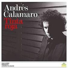 Tinta Roja by Andres Calamaro (CD, 2007) NEW