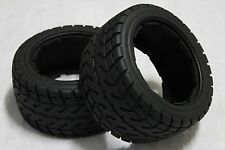 1/5 rc car gas rear on road tires fit 1/5 baja 5B 2PCS for HPI KM Rovan