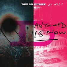 Duran Duran - All You Need Is Now  (CD, Mar-2011, S-Curve (USA))