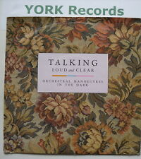 """ORCHESTRAL MANOEUVRES IN THE DARK -Talking Loud & Clear - Ex 7"""" Single VS 685"""