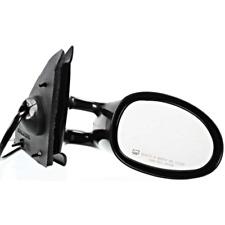 Fits 95-00 Cirrus / Stratus 96-00 Breeze Right Pass Mirror Powr Unpainted W/Heat