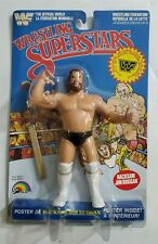 Hacksaw Jim Duggan LJN Series 5 Wrestling Superstars WWF Figure MOC C-8.0