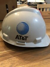 Vintage Jackson AT&T Construction Helmet Hard Hat