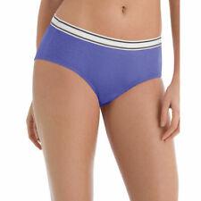 C212 NWT 5 Women Bikini Panties Flower Design Lace Cotton Underwear Size M