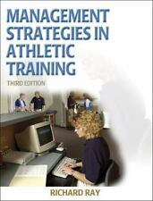 Management Strategies in Athletic Training - 3E (Athletic Training Education Ser