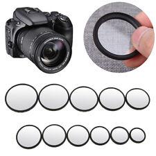 UV Hood Circular Polarizing Lens Filter Kit 37-82MM For Canon Nikon Tamron Sigma