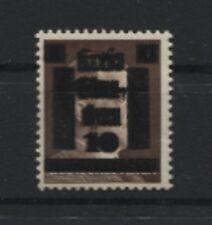 Lokal Glauchau 19 postfrisch und gestempelt beide BPP-geprüft (B02541/B06427)