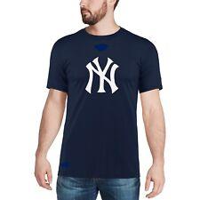 13f899c400b2  œ… NEW! Men s Major League Genuine Merchandise New York Yankes NAVY  VARIETY SIZES