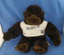 "RARE-'86 Plush King Kong Gorilla Caltoy Universal Studios 13"" - Willie B. Shirt"