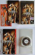 Tomb Raider Anniversary - PSP - Sony PlayStation Portable Prima Stampa Raro ITA