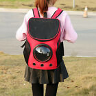 Deluxe Pet Carrier Cat Bubble Backpack Puppy Holder Hiking Sightseeing