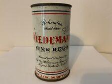 """Weideman Fine Beer 1956 Flat Top """"Best When You're Hungry� Newport,Ky"""