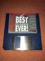 Amiga Power Magazine cover disk 37 The Best PD Games Ever