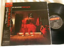 TOPPER HEADON Waking Up Bobby Tench Mickey Gallagher JAPAN LP The Clash