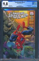 Amazing Spider-Man 1 (Marvel) CGC 9.8 White Pages 1st appearance of Kindred