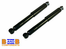 VW CADDY VAN MK2 SEAT INCA REAR SHOCK ABSORBERS DAMPER 6K9513031C x 2 A886