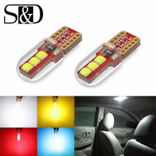 T10 3535 LED 6SMD Car Side Wedge Bulb Interior Reading License Light W5W 194 168