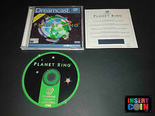 JUEGO SEGA DREAMCAST PLANET RING  (PAL ESP)