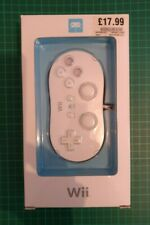 Official Nintendo Wii Classic Controller Boxed