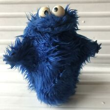 Vtg 70s Cookie Monster Puppet by Child Horizons Sesame Street Jim Henson Muppets