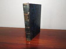GUILHERMY F/ ITINERAIRE ARCHEOLOGIQUE DE PARIS/ 1855 / ILLUSTRE CH PICHOT/ CARTE