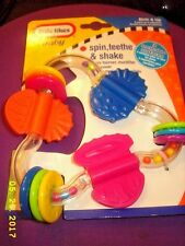 Little Tikes Spin Teethe and Shake Teetherspinz