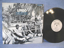 Lord Jayson & His Limbo Gang, Limbo, Palace Records PST 730, Calypso, Reggae
