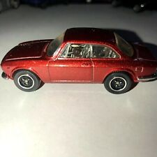 Matchbox MBX Metal Alfa Romeo Giulia Sprint GTA - 1965 Metallic Red LOOSE RARE