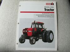 Case Caseih 2394 Tractor Brochure