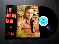 I'M JOHNNY CASH LP RECORD SUMMIT AUSTRALIA EX