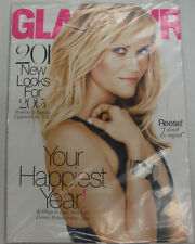 Glamour Magazine Reese Witherspoon & 201 New Looks January 2015 011315R
