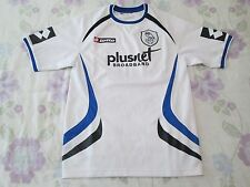 Sheffield Wednesday football shirt size S white colour Lotto